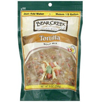 Mezcla Bear Creek Sopa De Tortilla 9 Oz (paquete De 6)