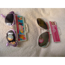 Playa 2 Lentes De Sol Barbie Para Niña