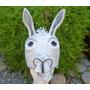 Gorro De Llama Vicuña En Goma Espuma Cotillón Disfraz