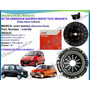 Kit De Embrague Daewoo Matiz/ Tico/ Wagon R ( Borg Warner )