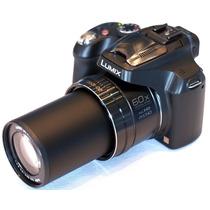 Panasonic Lumix Dmc-fz70 Superzoom 60x, Fotos Em Raw
