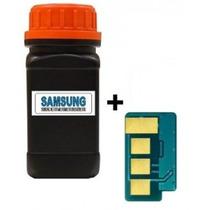 Kit Refil Recarga De Toner Samsung Scx4200 + Chip - 80g