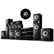 Home Sony Muteki 7.4 3d Unico Com 04 Subwoofers - 2095w