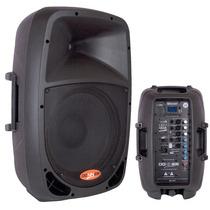 Caixa Som Ativa Donner 12 Usb Bluetooth 200w Rms (100+100w)
