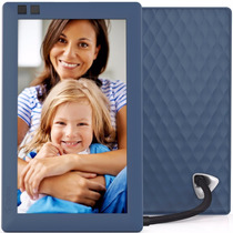 Portaretrato Digital 7pulg Fotos Wifi Android Nixplay Azul