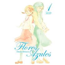 Aoi Hana / Flores Azules Milky Way Ediciones