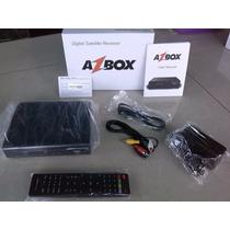 Decodificador Digital Satelital Azbox Bravissimo Twin