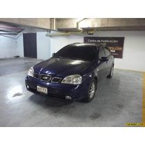 Chevrolet Optra Versión Sin Siglas - Automatico