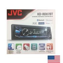 Reproductor Jvc Modelo Kd-rd87bt/ Mp3/usb/aux/bluetooth