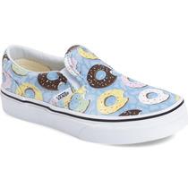 Zapatillas Vans Skate Donuts . Originales E Importadas