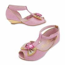 Zapatos Disfraz Princesa Aurora Bella Durmiente Disney Store