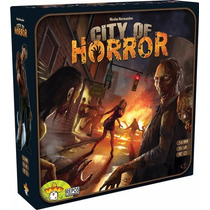 City Of Horror - Board Game Jogo Importado - Repos Productio