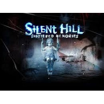 Patch -silent Hill Shattered Memories - (ps2) E Pc