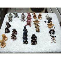 Coleccion Muñecos Mamiferos Parmalat
