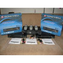 Receptor Decodificador Satelital Sonicview Sv-360 Premier