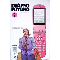 Mangá - Mirai Nikki - Diário Do Futuro 7