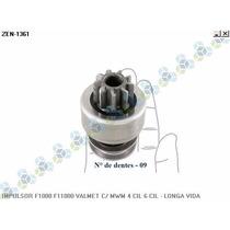 Impulsor Bendix Motor Partida F400 F4000 F7000 Mwm - Zen