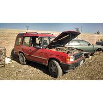 Desarmo Y Vendo En Partes Land Rover Discovery Std. 3.9