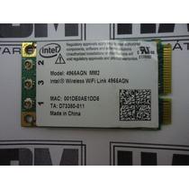 Placa Wireless Wifi Intel 4965agn Mm2 Do Acer 6920g Usado Nf
