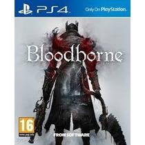 Bloodborne Ps4 Con Tu Usuario Oferta