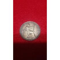Moneda De Gran Bretaña - Inglaterra - Half Penny - 1902