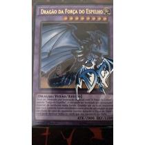 Dragão Da Força Do Espelho Drl3-pt059 Mirror Force Dragon Pt