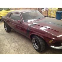 Mustang 1970 Hard Top Nacional