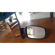 Espelho Retrovisor Uno Vivace 4 Portas Manual Lado Direito