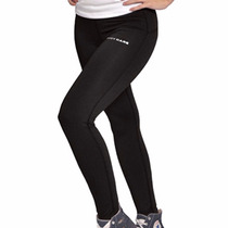 Calza Larga Termica Deportiva Mujer Body Care Talle M