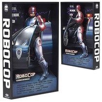 Robocop Cuadro 3d Movie Poster Mcfarlane