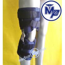 Rodillera Mecanica Sistema Graduable - Unitalla- Ortopedica