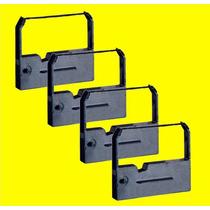 Fitas P/ Impressora Epson Erc03 Bematech Mp20mi Mp10 4pç