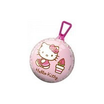 Hello Kitty Pelota Canguro Saltarina Int 06871 Original