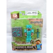 Juguete Minecraft Steve , Enderman , Creeper Precio C/u