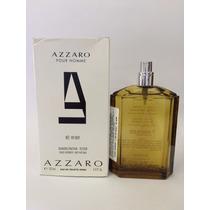 Perfume Azzaro Pour Homme 100ml Edt Tester Super Promoção.