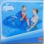 Ballena Orca Transparente 157x94 Bestway 41037