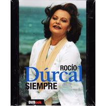 Rocío Durcal Siempre - D V Book