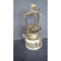 Lampião Lamparina Aladim De Metal Antigo