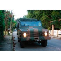 Camionete Engesa Ee-34 Militar