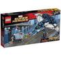 Iron Man Super Heroes Avengers Quinjet Ultron Marvel Lego