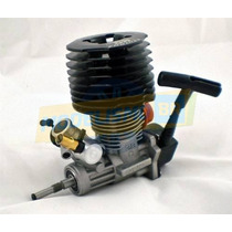 Sh Engines Motor Combustão .28 Nitro 3.6hp Saida Traseira