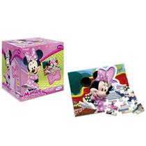 Quebra-cabeça Minnie Disney
