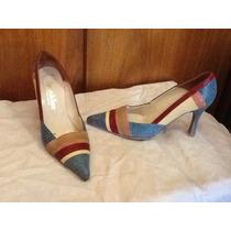 Zapatos Belle De Jour ,cuero Vacuno 100%