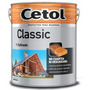 Cetol Classic Satinado X 10 L Protector Para Madera