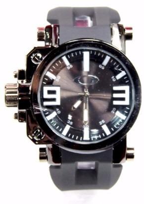 e53dbbd23fa Kit 20 Relógio Oakley Gearbox Titanium - R  519