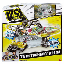 Vs Rip-spin Warriors Twin Tornado Arena Batalla Combate