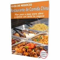 Como Abrir Un Restaurante De Comida China - Requisitos