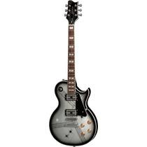 Ritmus ! Golden Gld160 Guitarra Les Paul Personalizada Steel