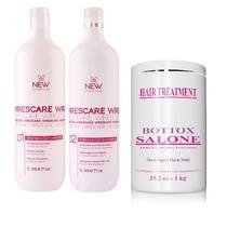 Kit Wirescare Escova Progressiva + 1 Botox Salone 1 Kg