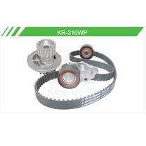 Kit Distribucion Gm Aveo Pontiac G3 1.6 07-15 C/ Bomba Agua